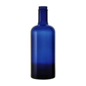Bottiglia Vand Blu 75 cl - Gma Serigrafia su vetro Verona