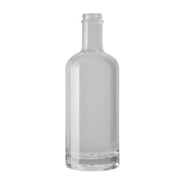 Bottiglia Vand Trasparente 75 cl vetro GMA personalizzazione