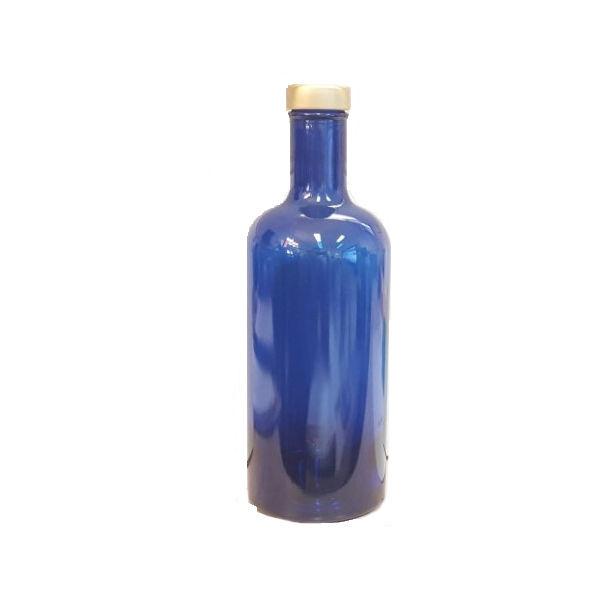 Bottiglia Vand Blu 75 cl – Gma Serigrafia su vetro Verona