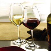 Calice Vino Bianco 44 cl Divino Bormioli Rocco GMA logo su calice