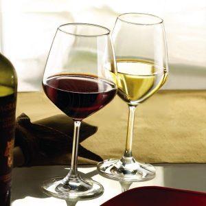 Calice Vino Rosso 53 cl Divino Cristallino di Bormioli Rocco GMA peronalizzazione vetro
