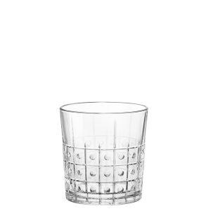 Bicchiere Bartender 30 cl Este per acqua - Bormioli Rocco GMA Serigrafia