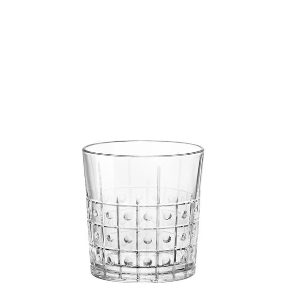 Bicchiere Bartender 30 cl Este per acqua – Bormioli Rocco GMA Serigrafia