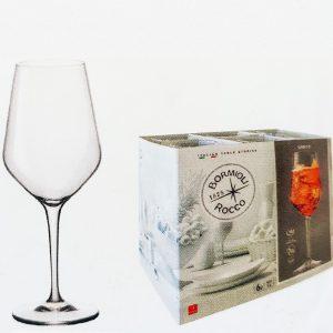 Calice Spritz 44 cl Bormioli Rocco GMA Serigrafia personalizzazione vetro