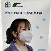 Mascherina certificata FFP2 KN95 senza colla GMA