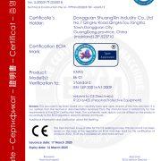 Certificazione mascherine KN95 FFP2 certificate ce senza lattice GMA
