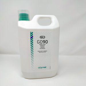 Gel disinfettante virucida GD90 3 L GMA Serigrafia