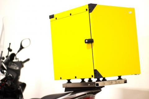 Box trasporto pizza per motorino GMA