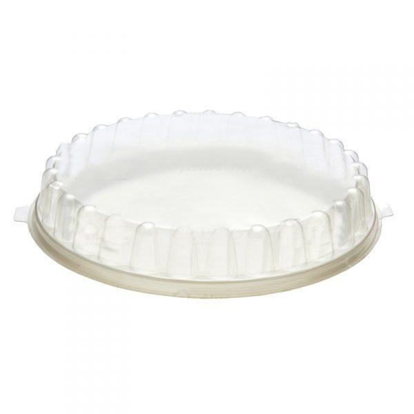 Coperchio per piatto tondo bianco 26 cm GMA Serigrafia
