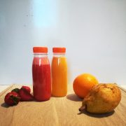 Bottiglietta PET per succhi di frutta delivery tappo 25 cl GMA