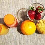 Bottiglietta consegne domicilio per succhi di frutta tappo 25 cl GMA