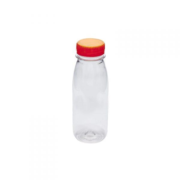 Bottiglietta per succhi di frutta tappo 25 cl  GMA