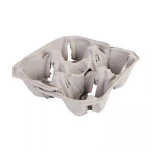 Porta bicchieri in cartoncino riciclato GMA serigrafia VR