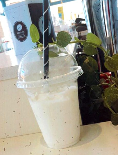 Bicchiere per yogurt con frutta da asporto da 35,5 cl contenitori per aporto e servizio domicilio