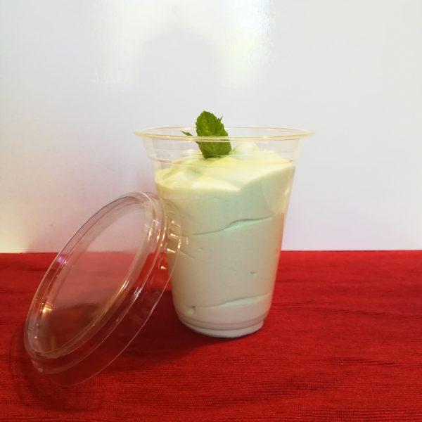 Coperchio per bicchiere plastica 35,5 cl c/taglio per cannuccia GMA delivery