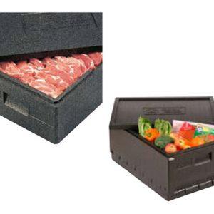 Box per consegne cotenitore termico delivery GMA