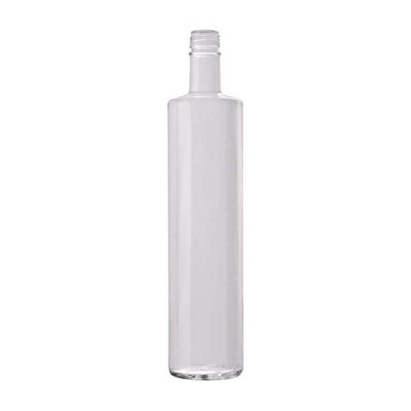 Bottiglia Silhouette 75 cl trasparente GMA
