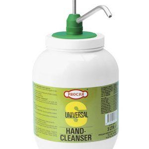 Pasta lavamani con dosatore Procar Verde 3 L GMA