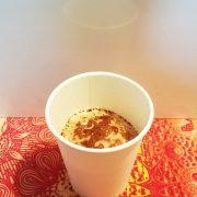 Bicchieri Cappuccino in cellulosa e PLA GMA delivery