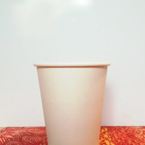 Bicchieri Cappuccino per consegne domicilio in cellulosa e PLA GMA serigrafia