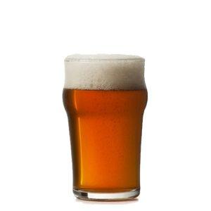 Bicchiere Nonik Birra 30 cl Arcoroc GMA loghi su vetro