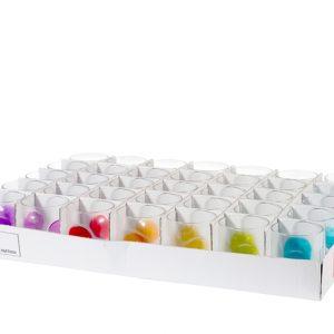 Bicchieri Acqua 31 cl Giove colori assortiti Bormioli Rocco GMA personalizzazione vetro