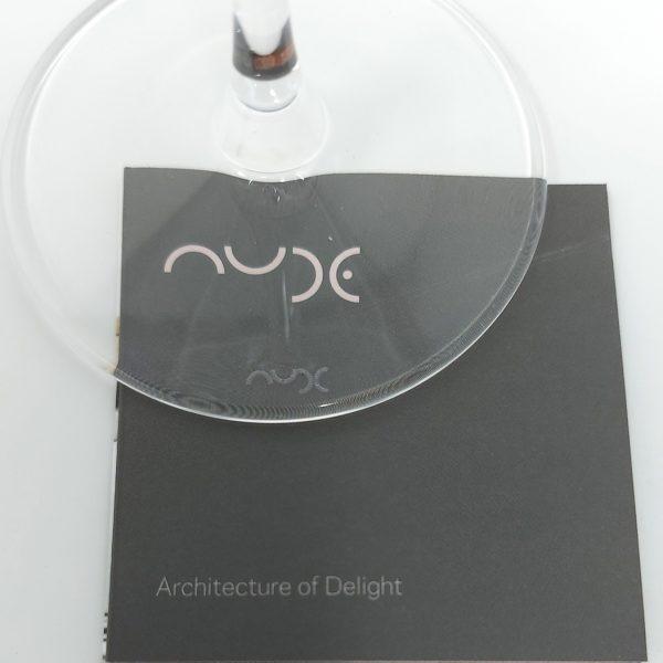 Calice Refine 44 cl Nude Pasabahce GMA serigrafia su vetro