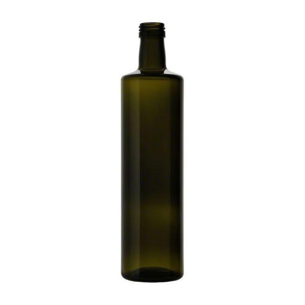 Bottiglia Dorica per Olio 75 cl GMA serigrafia su vetro