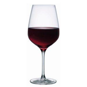 Calice Refine 53 cl Nude Vino Rosso GMA serigrafia logo su vetro VR