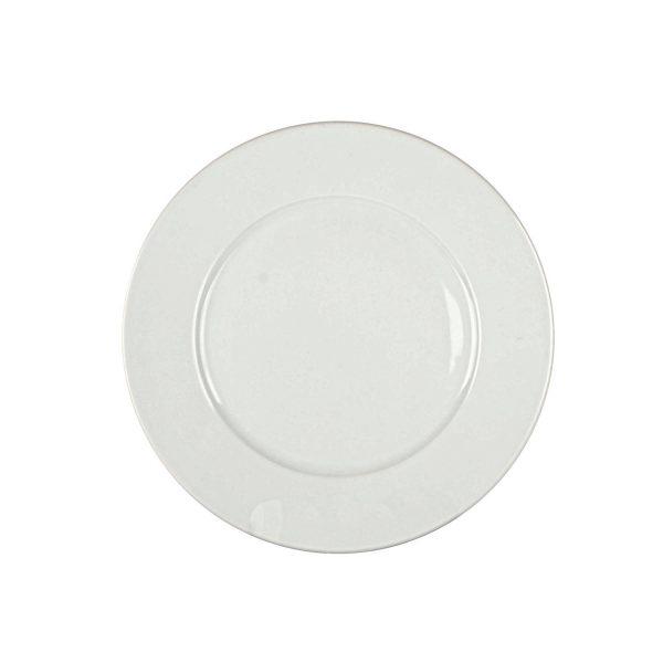 Piatto Piano Bianco 32 cm Pera Kutahya Porselen GMA porcellane e vetri Verona
