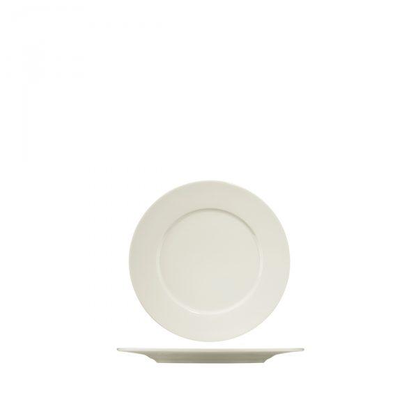 Piatto Frutta Avorio 21 cm Pera Kutahya Porselen GMA porcellane e vetri Verona