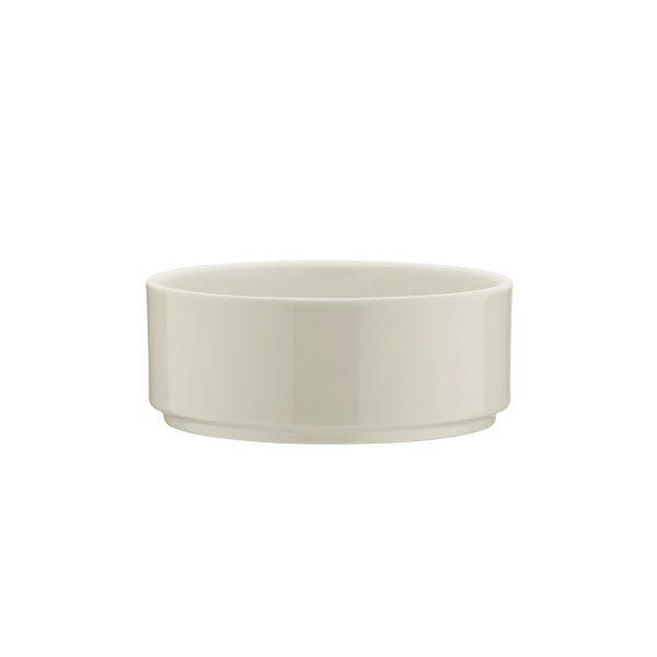 Coppa impilabile 12 cm Avorio Pera GMA vetri e porcellane