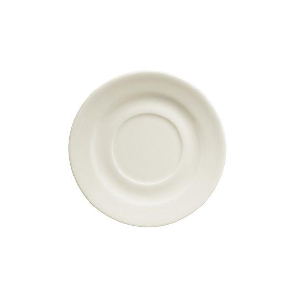 Piatto per tazza Tè Avorio Pera Kutahya Porselen GMA serigrafia attrezzature ristoranti