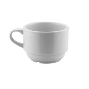Tazza Tè Bianca Ent