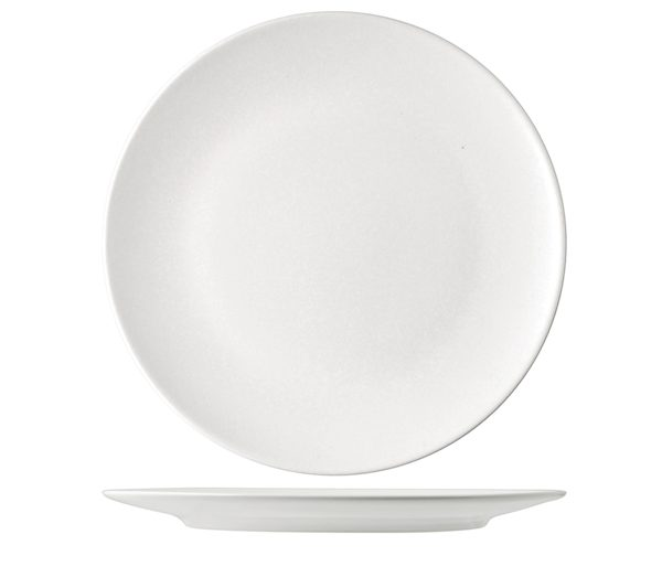 Piatto Piano Bianco 26 cm