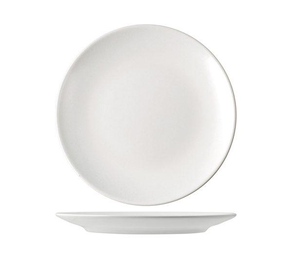 Piatto Frutta Bianco 20 cm