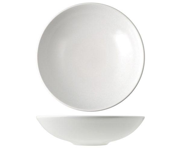 Piatto Fondo Bianco 20 cm