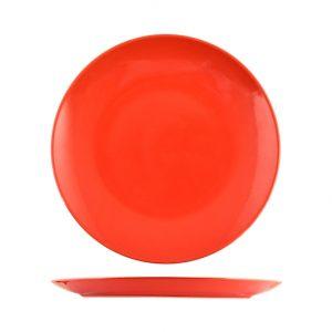 Piatto Piano Rosso 32 cm