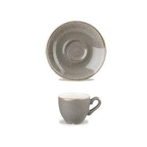 TAZZA-CAFFE-CON-PIATTINO-STONECAST-GRIGIO-PUNTINATO-10CL-CHURCHI-big-15220