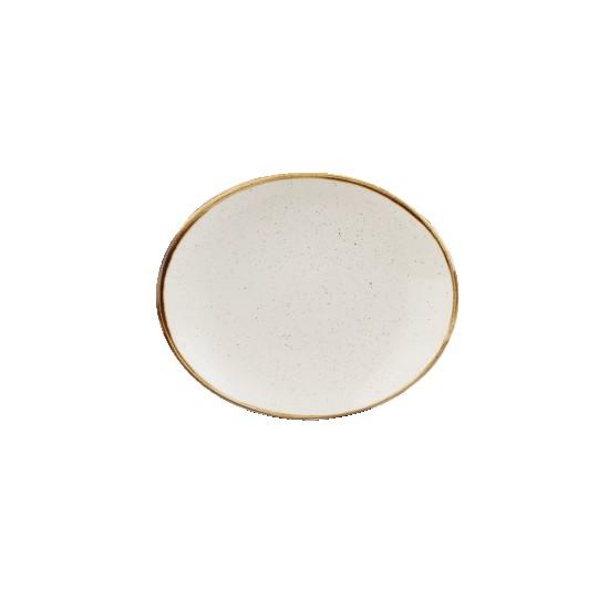 Vassoio Ovale Bianco