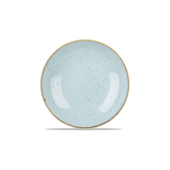 Piatto Pane Azzurro 16 cm Stonecast Churchill