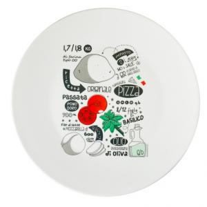 Piatto Pizza 33 cm