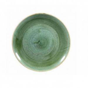 Piatto Piano 21,7 cm Samphire Verde