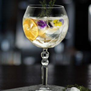 calice gin tonic